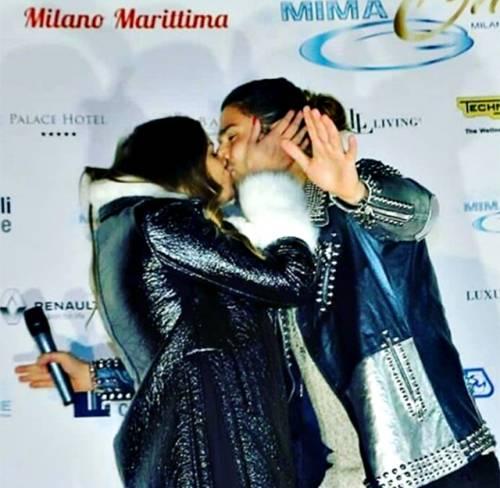 Luca Onestini e Ivana Mrazova sono ufficialmente una coppia