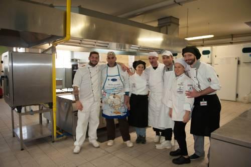 L'ALTrA Cucina per un pranzo d'amore in 9 istituti penitenziari italiani 11