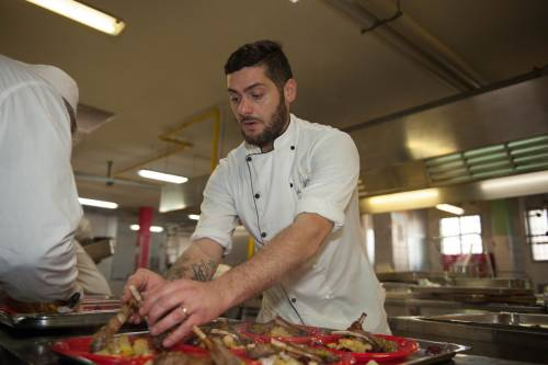 L'ALTrA Cucina per un pranzo d'amore in 9 istituti penitenziari italiani 19