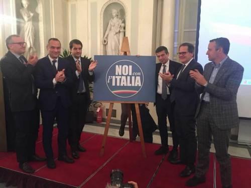 Nasce Noi con l'Italia, la 'quarta gamba' del centrodestra