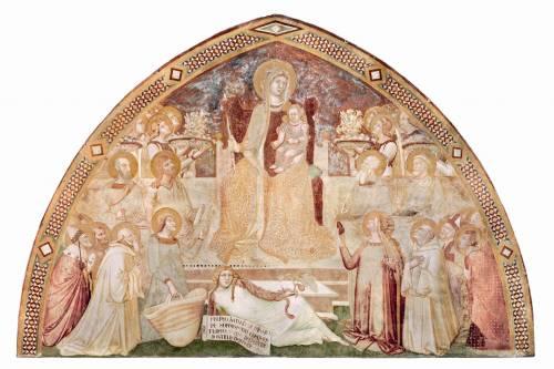"""Ambrogio Lorenzetti Pittore totale e non per """"Allegorie"""""""