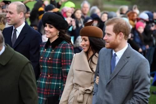 Meghan Markle e il principe Harry, coppia d'oro 3