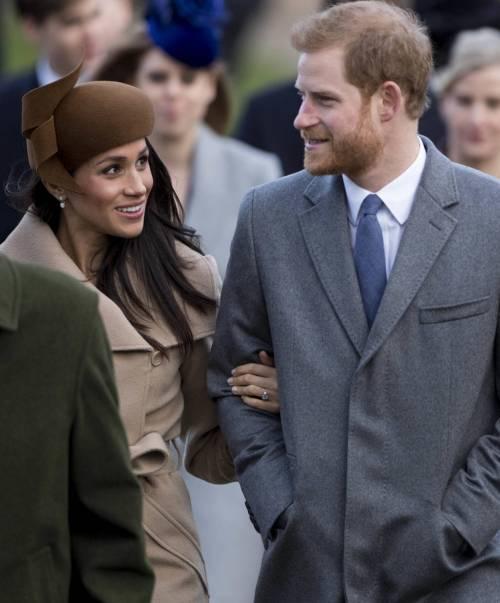Meghan Markle e il principe Harry, coppia d'oro 4