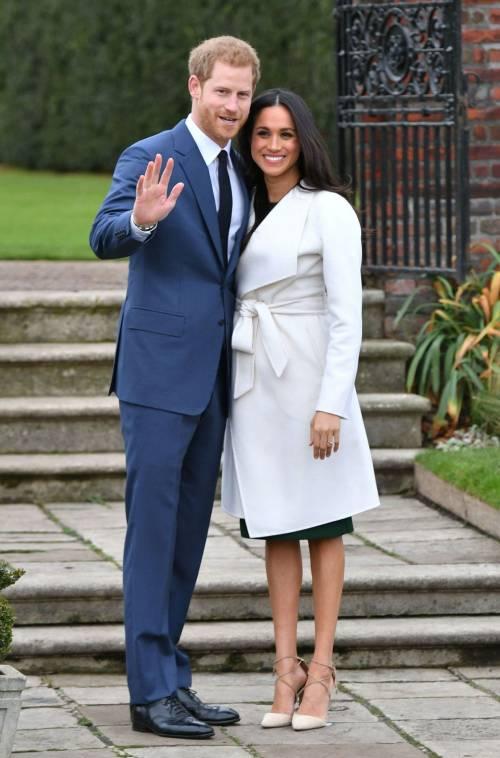 Meghan Markle e il principe Harry, coppia d'oro 5