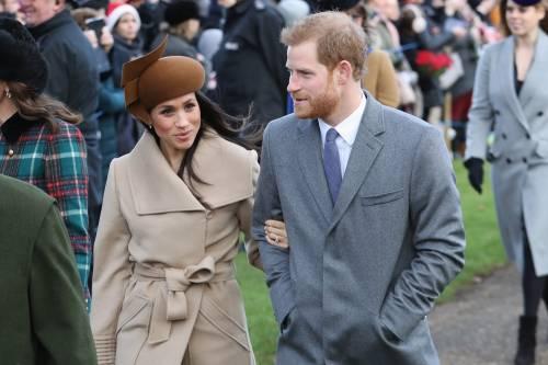 Meghan Markle e il principe Harry, coppia d'oro 6