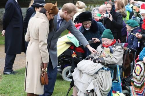 Meghan Markle e il principe Harry, coppia d'oro 8