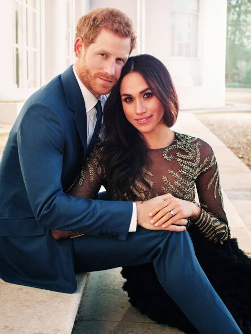 Meghan Markle e il principe Harry, coppia d'oro 2