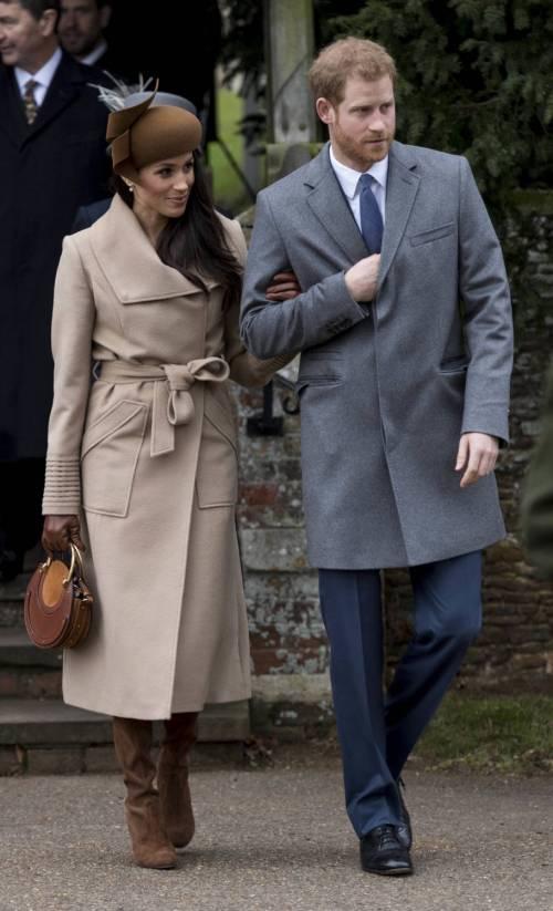 Meghan Markle e il principe Harry, coppia d'oro 11
