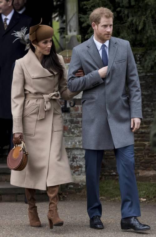Meghan Markle e il principe Harry, coppia d'oro 14