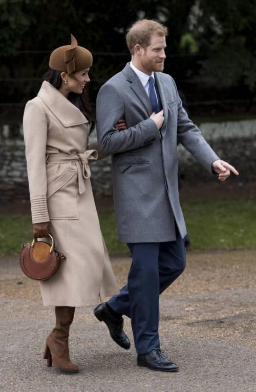 Meghan Markle e il principe Harry, coppia d'oro 16