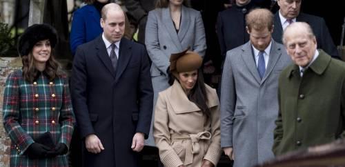 Meghan Markle e il principe Harry, coppia d'oro 18