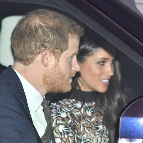 Meghan Markle e il principe Harry, coppia d'oro 23