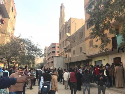 Cristiani copti sotto attacco in Egitto