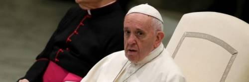 """Papa Francesco arriva a Santiago: """"Temo guerra guerra nucleare"""""""