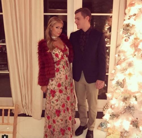 Paris Hilton, la proposta di matrimonio 9