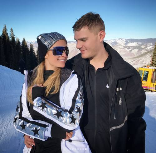 Paris Hilton, la proposta di matrimonio 2