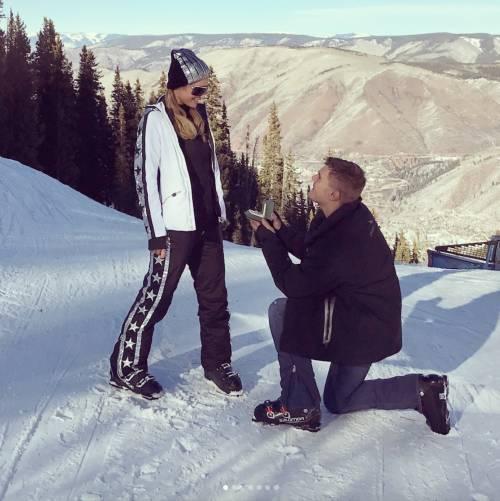 Paris Hilton, la proposta di matrimonio 3