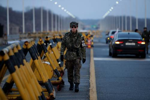 Sulla linea che divide Pyongyang da Seul 6