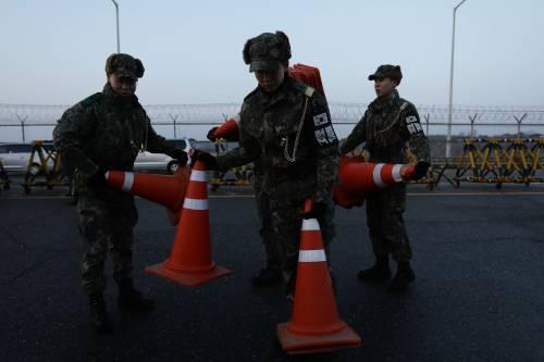 Sulla linea che divide Pyongyang da Seul 7