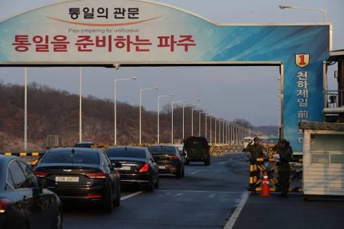 Sulla linea che divide Pyongyang da Seul 5
