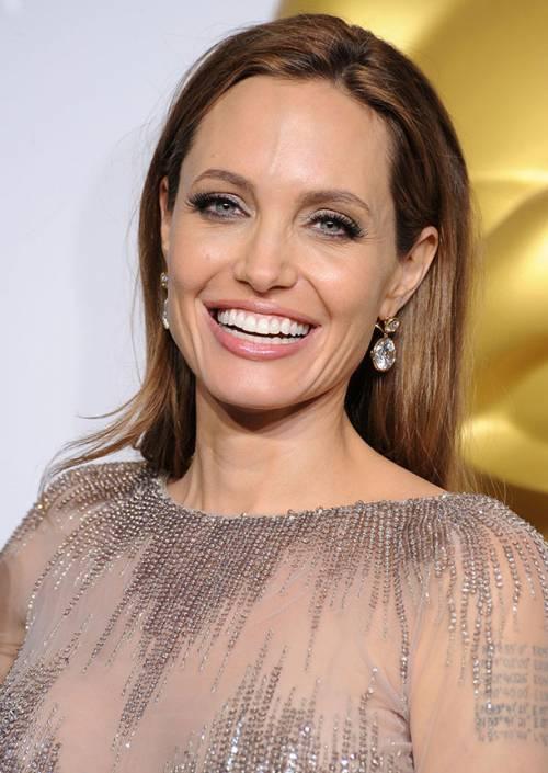 Angelina Jolie e Jennifer Aniston, le foto 9