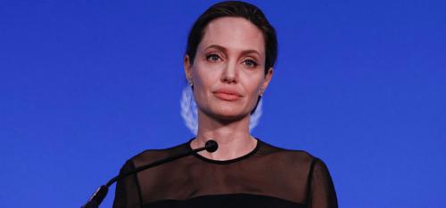 Angelina Jolie e Jennifer Aniston, le foto 10