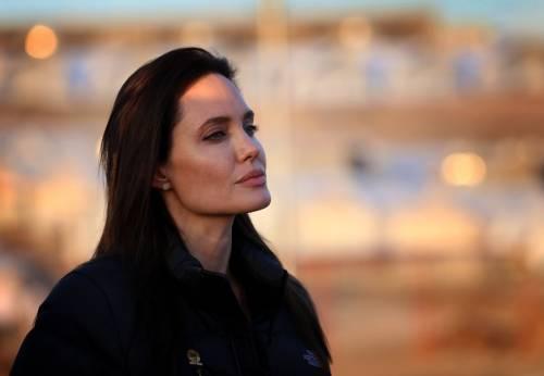 Angelina Jolie e Jennifer Aniston, le foto 11