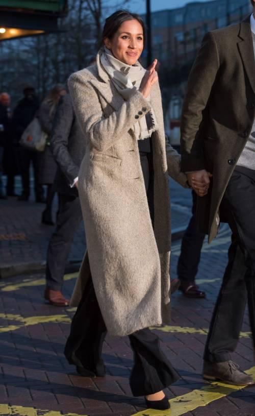 Meghan Markle e Principe Harry, prima uscita ufficiale del 2018 2