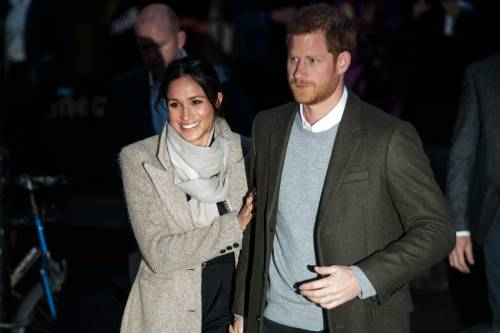 Meghan Markle e Principe Harry, prima uscita ufficiale del 2018 4