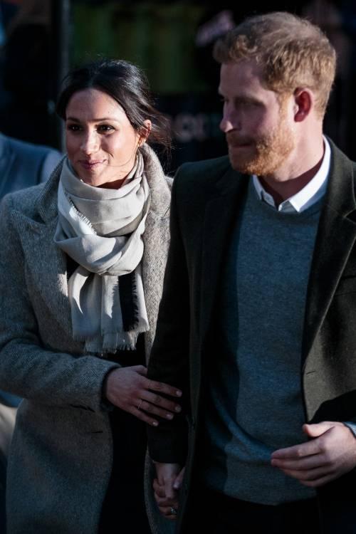 Meghan Markle e Principe Harry, prima uscita ufficiale del 2018 11