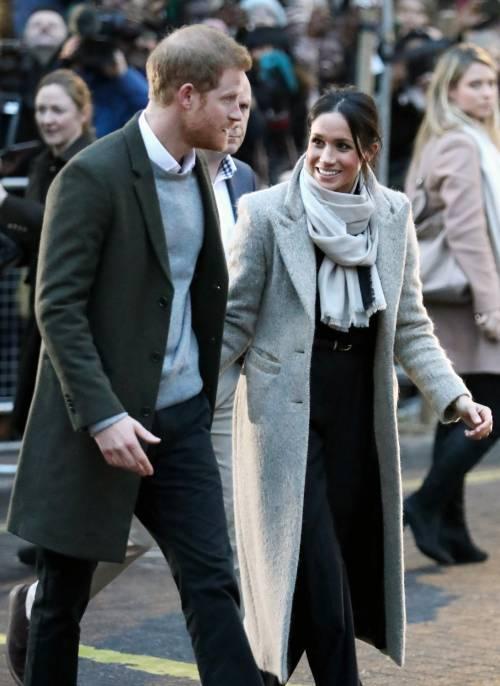 Meghan Markle e Principe Harry, prima uscita ufficiale del 2018 13