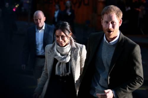 Meghan Markle e Principe Harry, prima uscita ufficiale del 2018 14