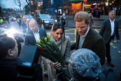 Meghan Markle e Principe Harry, prima uscita ufficiale del 2018 16
