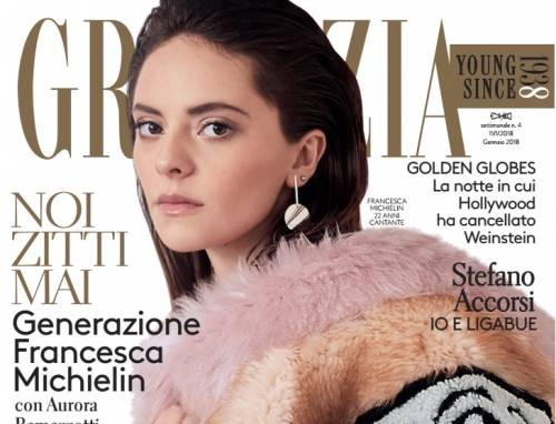 """Gli 80 anni di """"Grazia"""": magazine ed eventi dedicati ai giovani"""