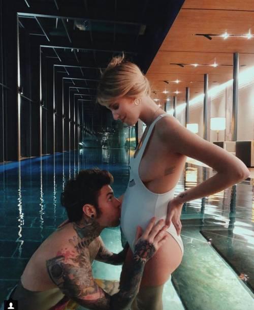 Chiara Ferragni, le foto della gravidanza 3