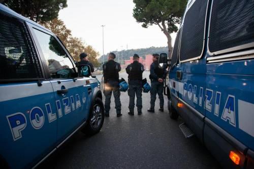Al mercato di Monza scontri tra antagonisti e Casapound