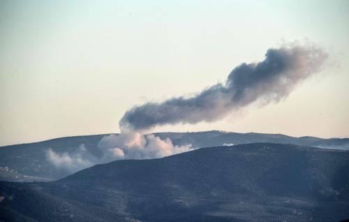 "Turchia, Erdogan: ""Iniziata operazione su Afrin"""