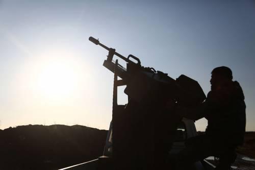 Le milizie filo-turche pronte ad attaccare i curdi 2