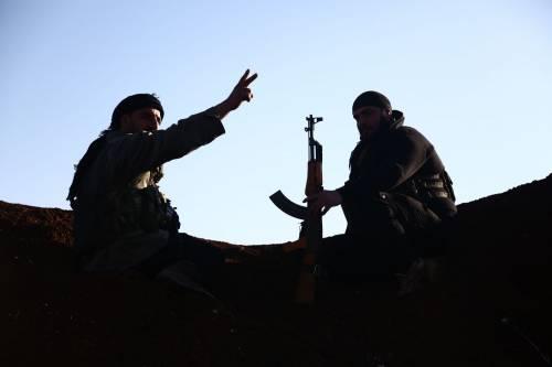 Le milizie filo-turche pronte ad attaccare i curdi 4