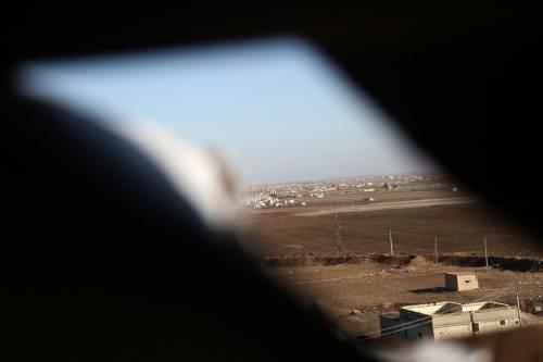 Le milizie filo-turche pronte ad attaccare i curdi 5