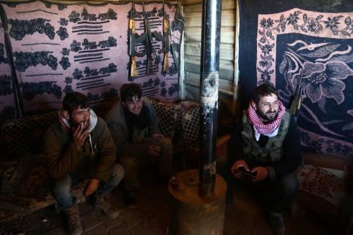 Le milizie filo-turche pronte ad attaccare i curdi 10