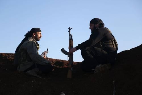 Le milizie filo-turche pronte ad attaccare i curdi 14