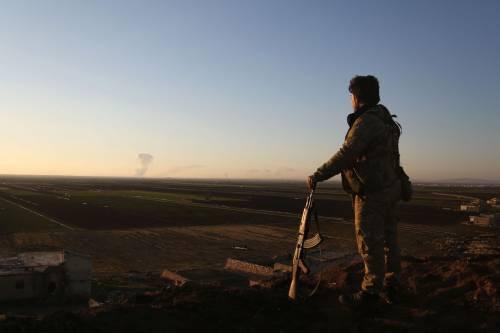 Le milizie filo-turche pronte ad attaccare i curdi 1