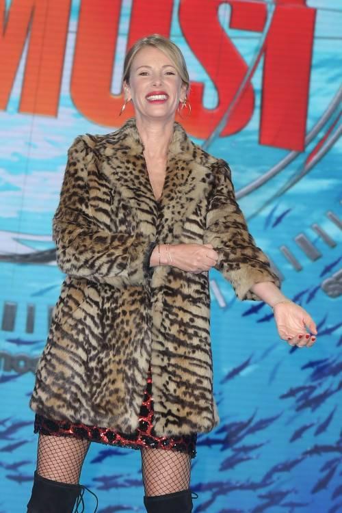 Isola dei Famosi 2018, Alessia Marcuzzi e gli opinionisti 2