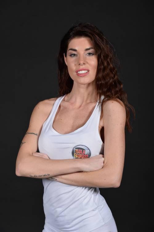 Isola dei Famosi 2018, Alessia Marcuzzi e gli opinionisti 9