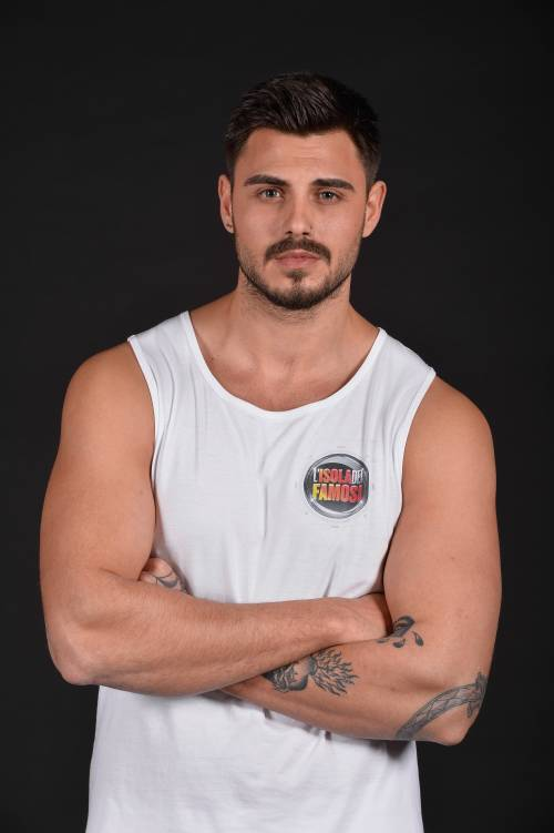 Isola dei Famosi 2018, Alessia Marcuzzi e gli opinionisti 5