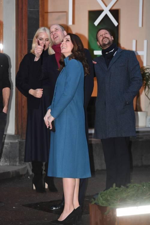Kate Middleton visita la Scandinavia 1