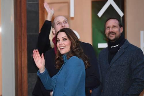 Kate Middleton visita la Scandinavia 3