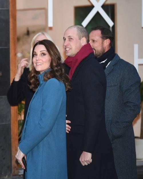 Kate Middleton visita la Scandinavia 6