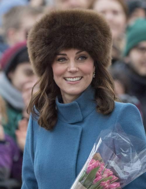 Kate Middleton visita la Scandinavia 10
